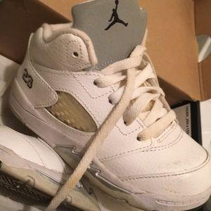 Jordan's size 8c
